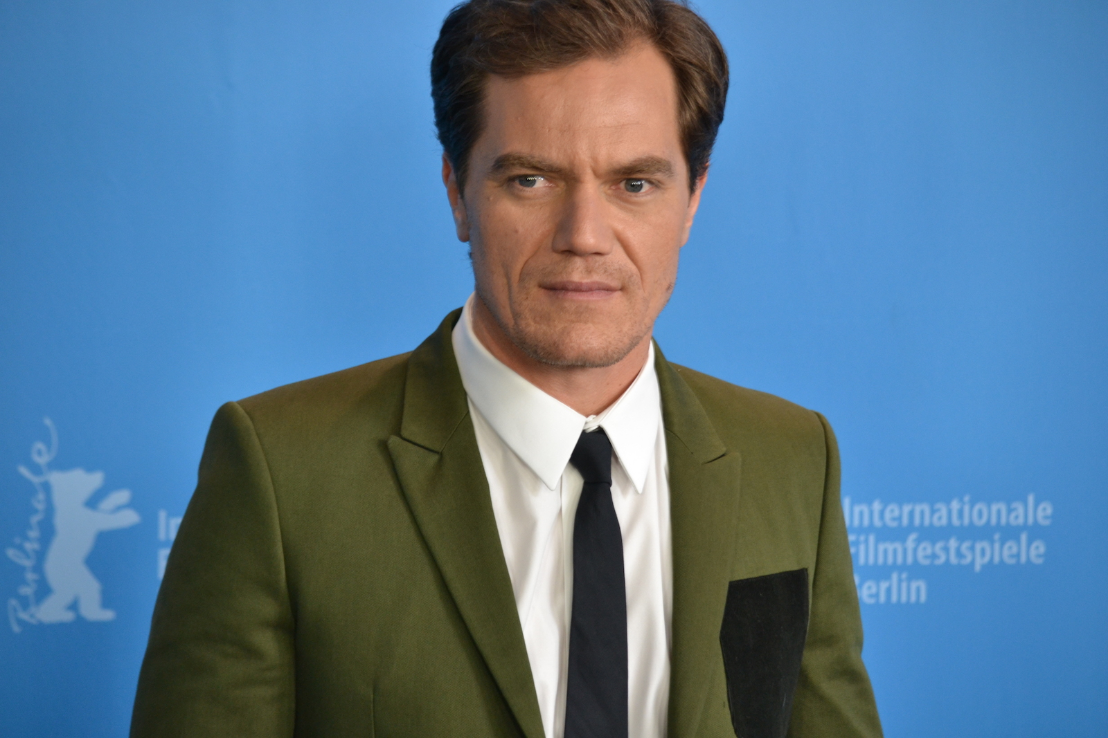 Berlino 2016: Michael Shannon al photocall di Midnight Special