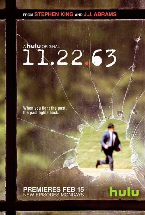 11.22.63: il poster della serie