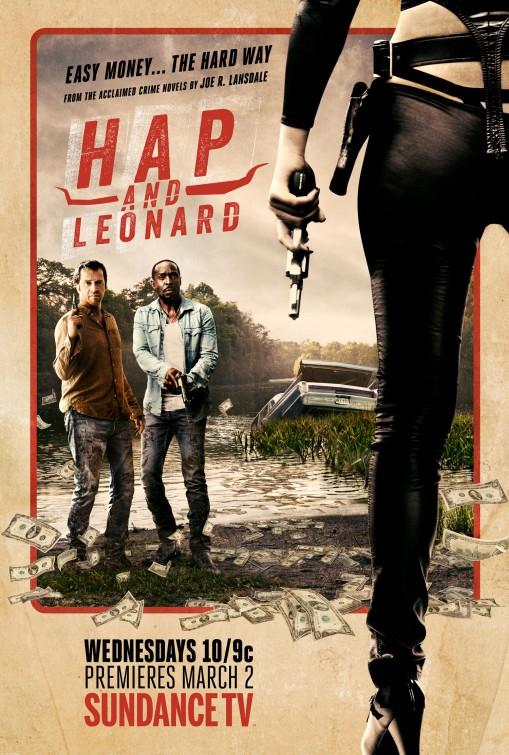 Hap and Leonard: il manifesto della serie