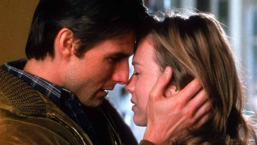 Jerry Maguire: Tom Cruise e Rneee Zellweger