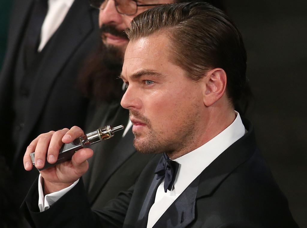 Leonardo DiCaprio ad un evento