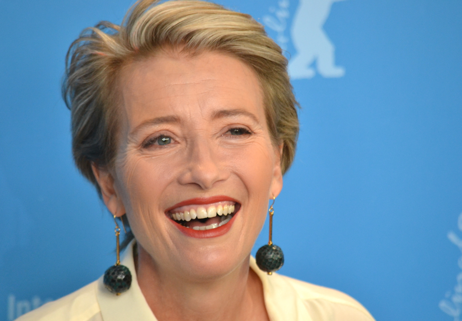 Berlino 2016: Emma Thompson al photocall di Alone in Berlin