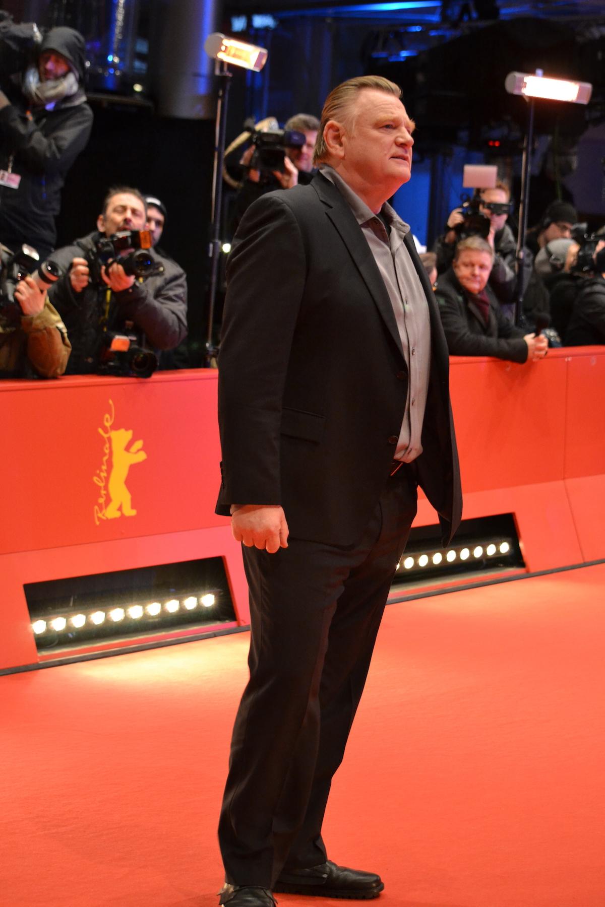 Berlino 2016: Brendan Gleeson sul red carpet di Alone in Berlin