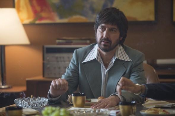 Vinyl: l'attore Ray Romano in una foto della serie HBO