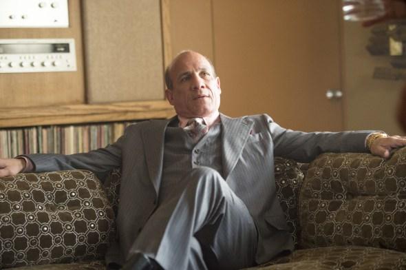Vinyl: l'attore Paul Ben-Victor in un'immagine della serie HBO