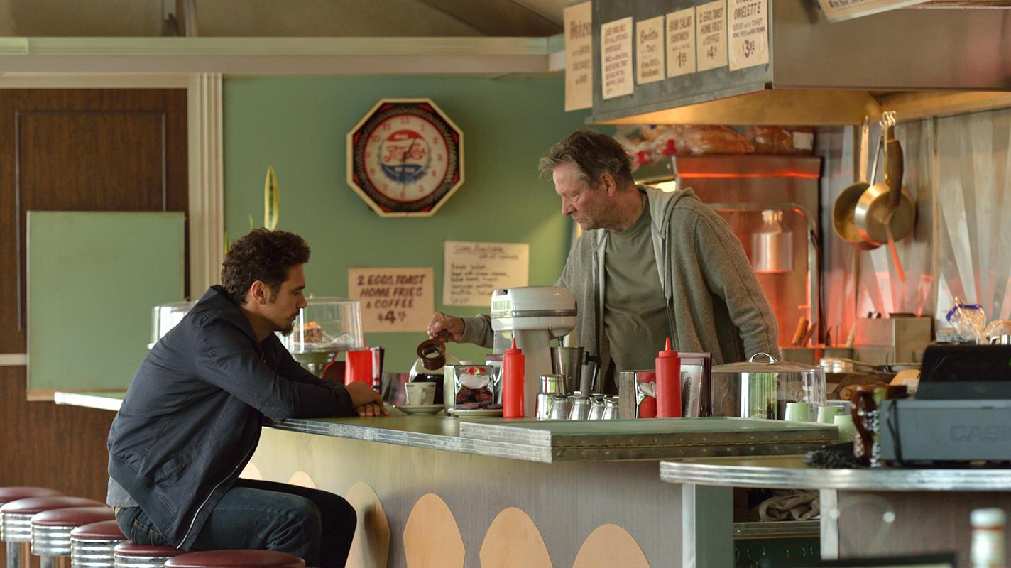 22.11.63: Chris Cooper e James Franco in una foto di The Rabbit Hole