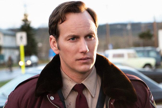 Fargo: una foto di Patrick Wilson nell'episodio Palindrome