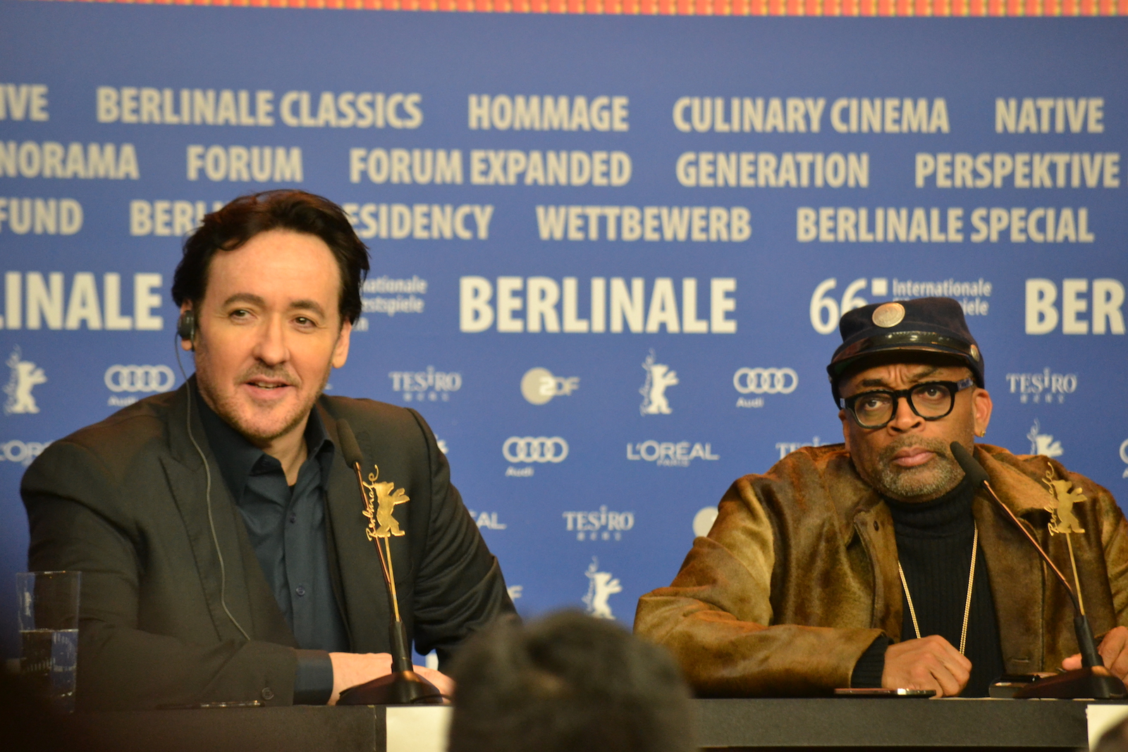 Berlino 2016: Spike Lee, John Cusack alla conferenza di Chi-Raq