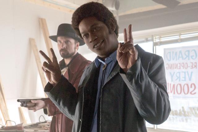 Fargo: l'attore Bokeem Woodbine in Palindrome