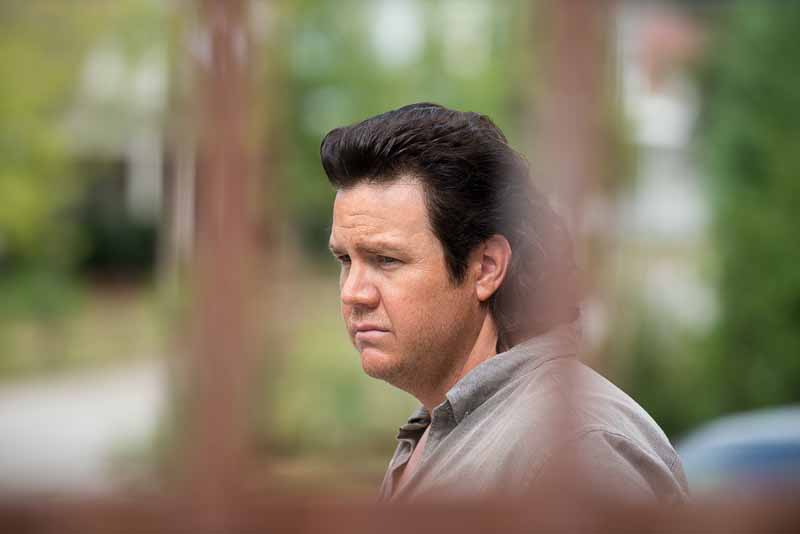 The Walking Dead: l'attore Josh McDermitt nella puntata The Next World