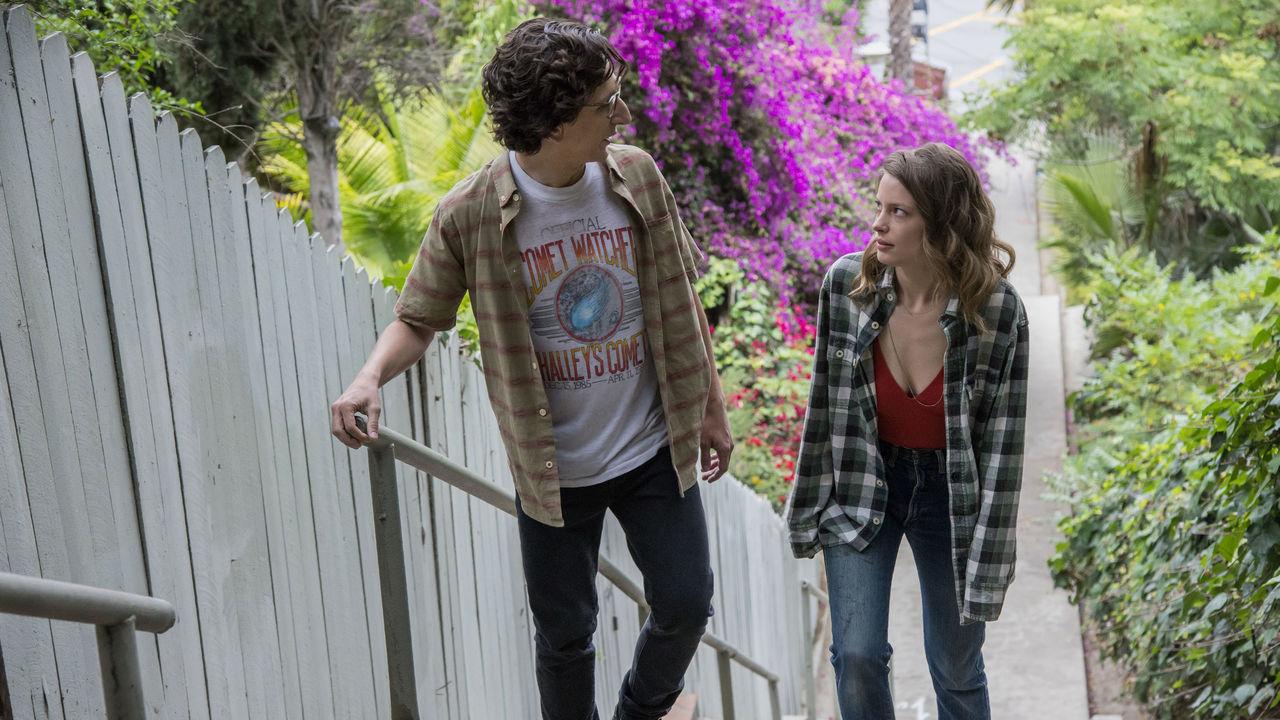 Love: le star della serie Paul Rust e Gillian Jacobs