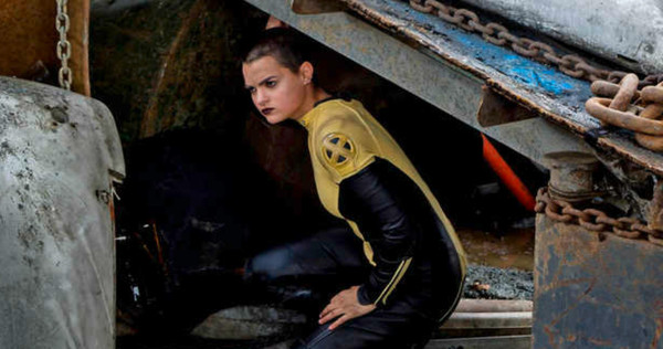 Brianna Hildebrand in Deadpool