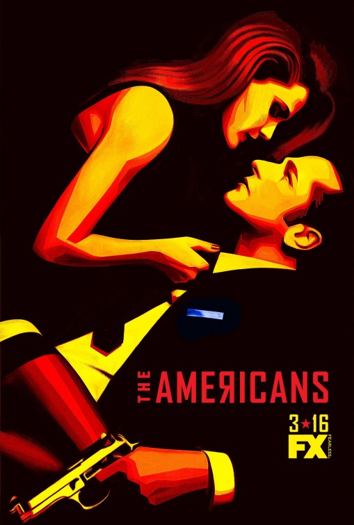 The Americans: un poster per la quarta stagione
