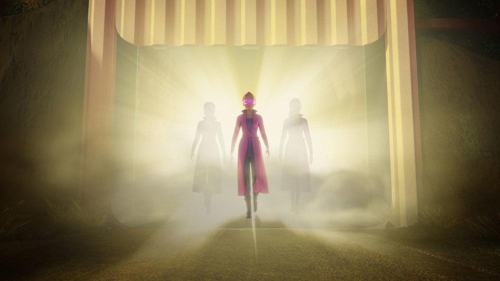 Barbie Spy Squad: una scena del film d'animazione