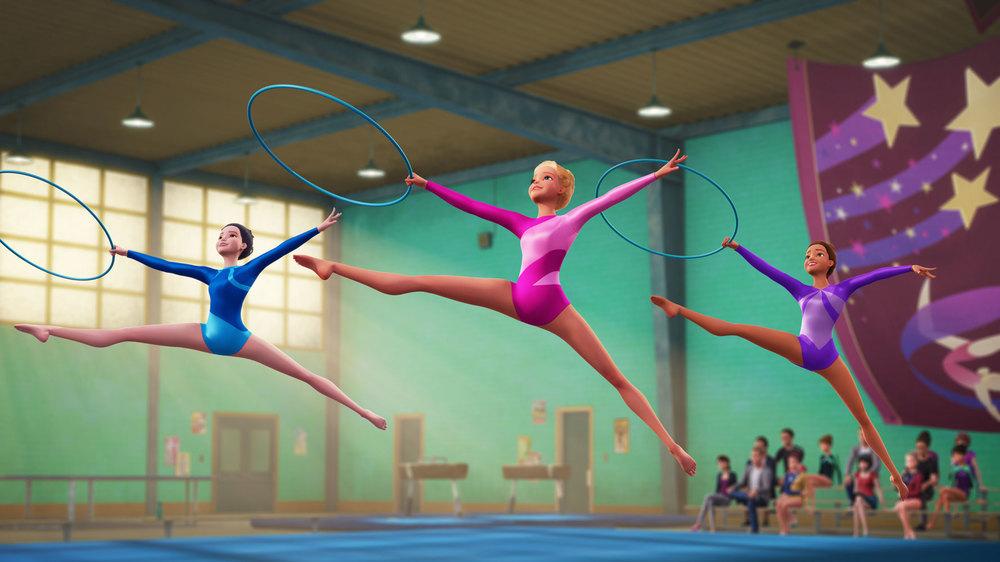 Barbie Spy Squad: un'immagine del film d'animazione