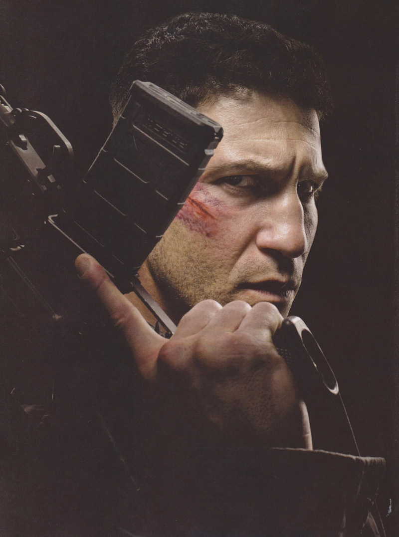 Daredevil: Jon Bernthal interpreta Punisher