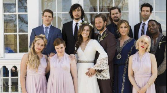 Girls: i protagonisti nell'episodio intitolato Wedding Day