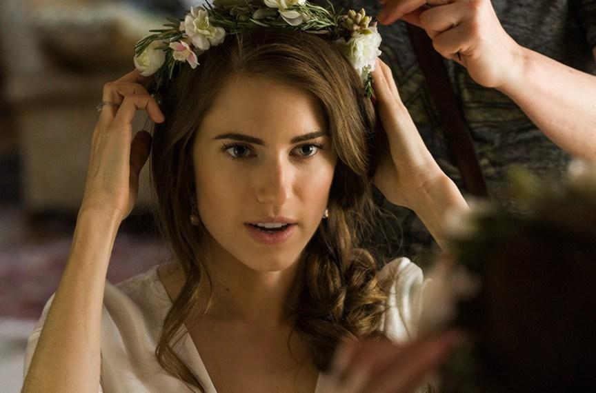 Girls: l'attrice Allison Williams interpreta Marnie in Wedding Day