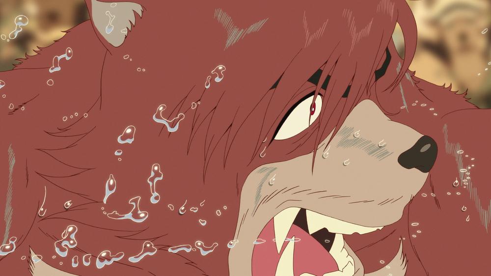 The Boy and the Beast: un'immagine del film d'animazione