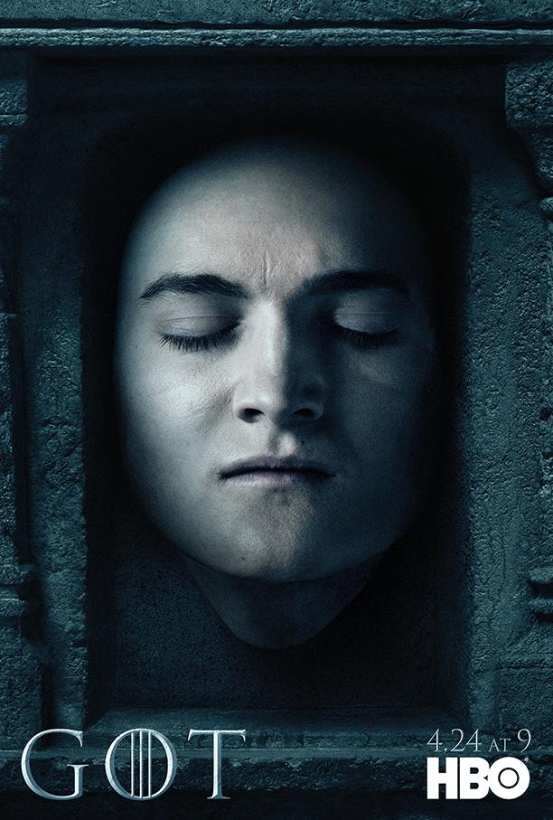 Il trono di spade: il character poster di Joffrey