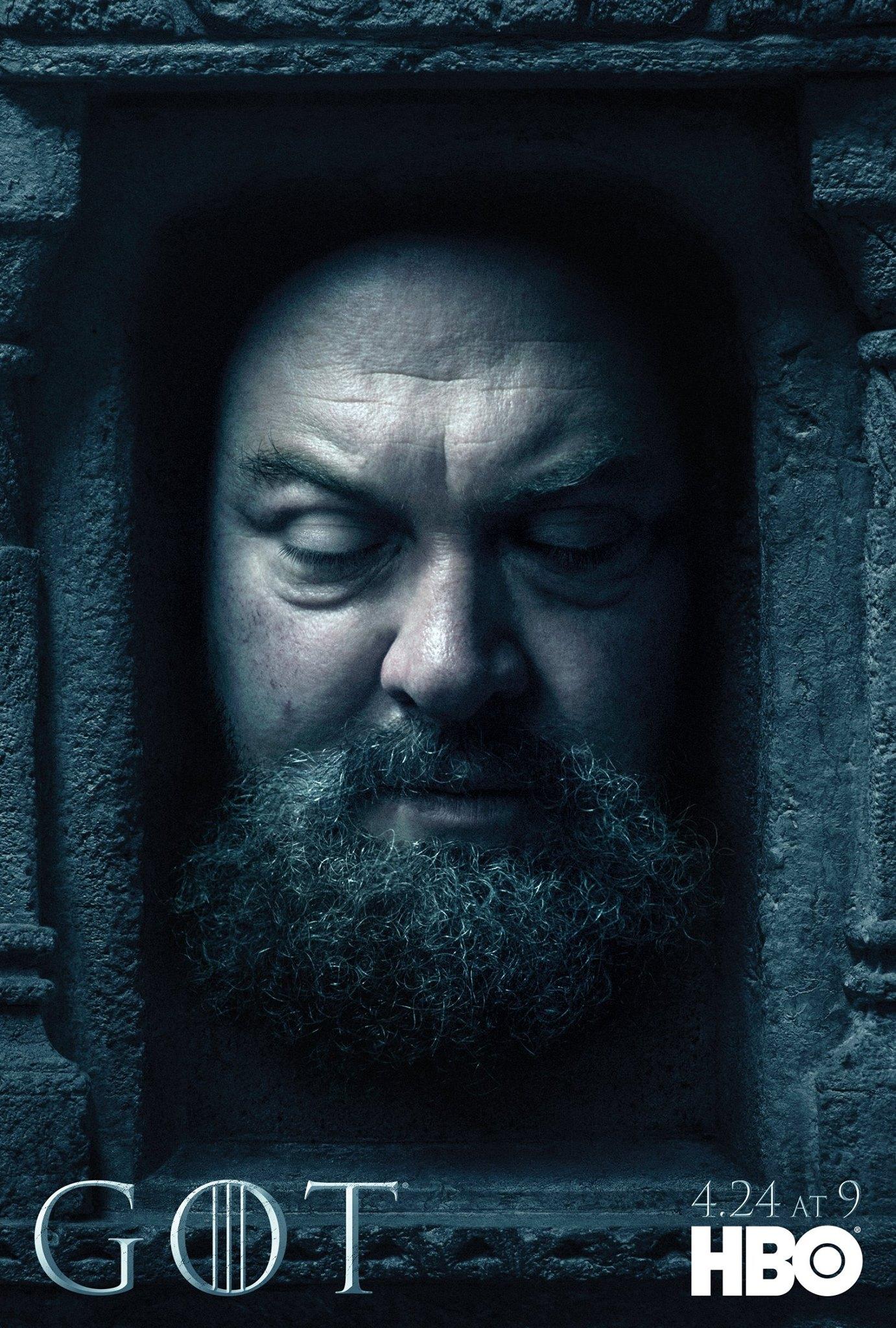 Il trono di spade: il character poster di Robert Baratheon