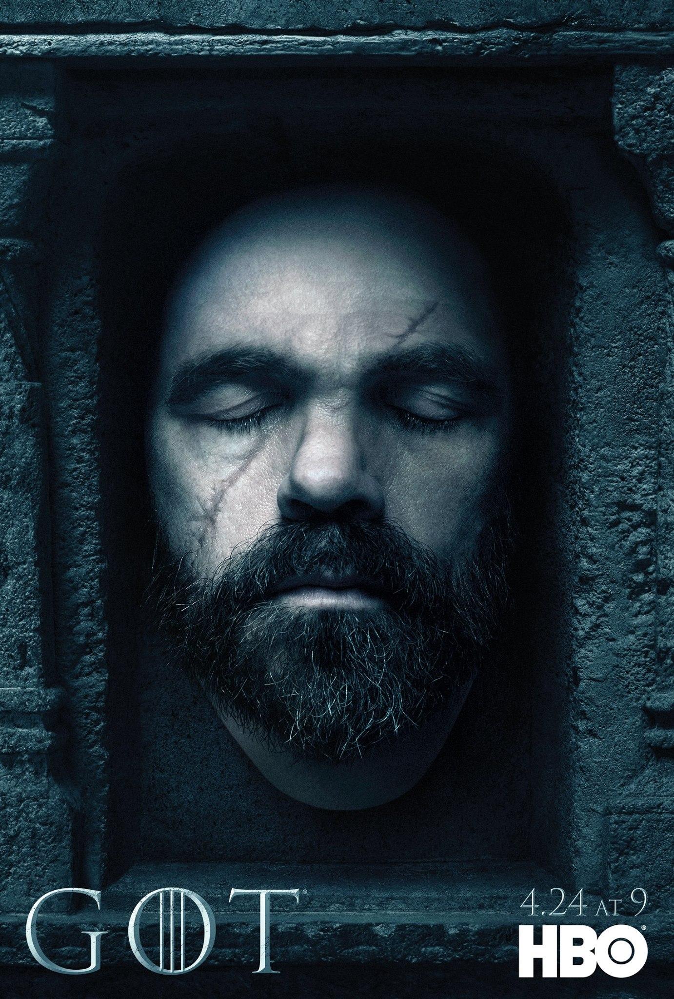 Il trono di spade: il character poster di Tyrion
