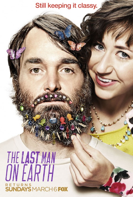 The Last Man on Earth: una locandina per la seconda stagione