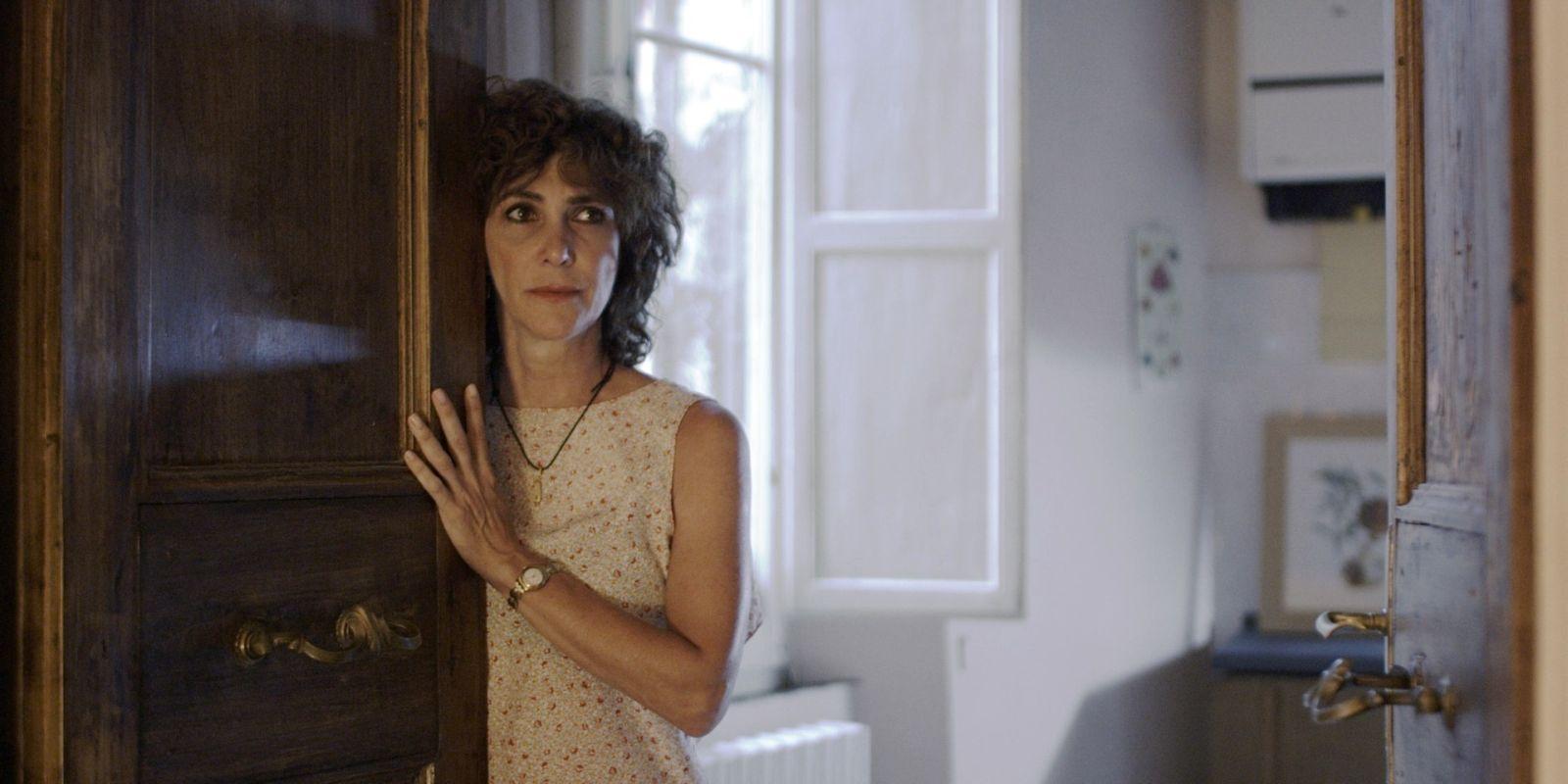 Come saltano i pesci: Maria Amelia Monti in una scena del film