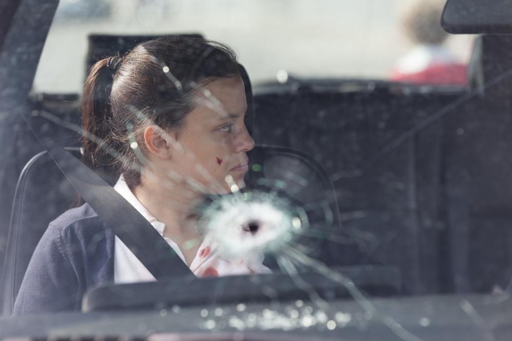 Desconocido - Resa dei conti: Paula del Río in una scena del film