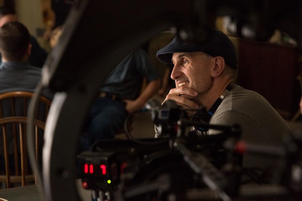 L'ultima tempesta: il regista Craig Gillespie sul set del film