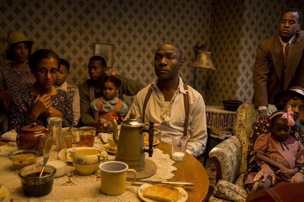Race - Il colore della vittoria: una scena del film