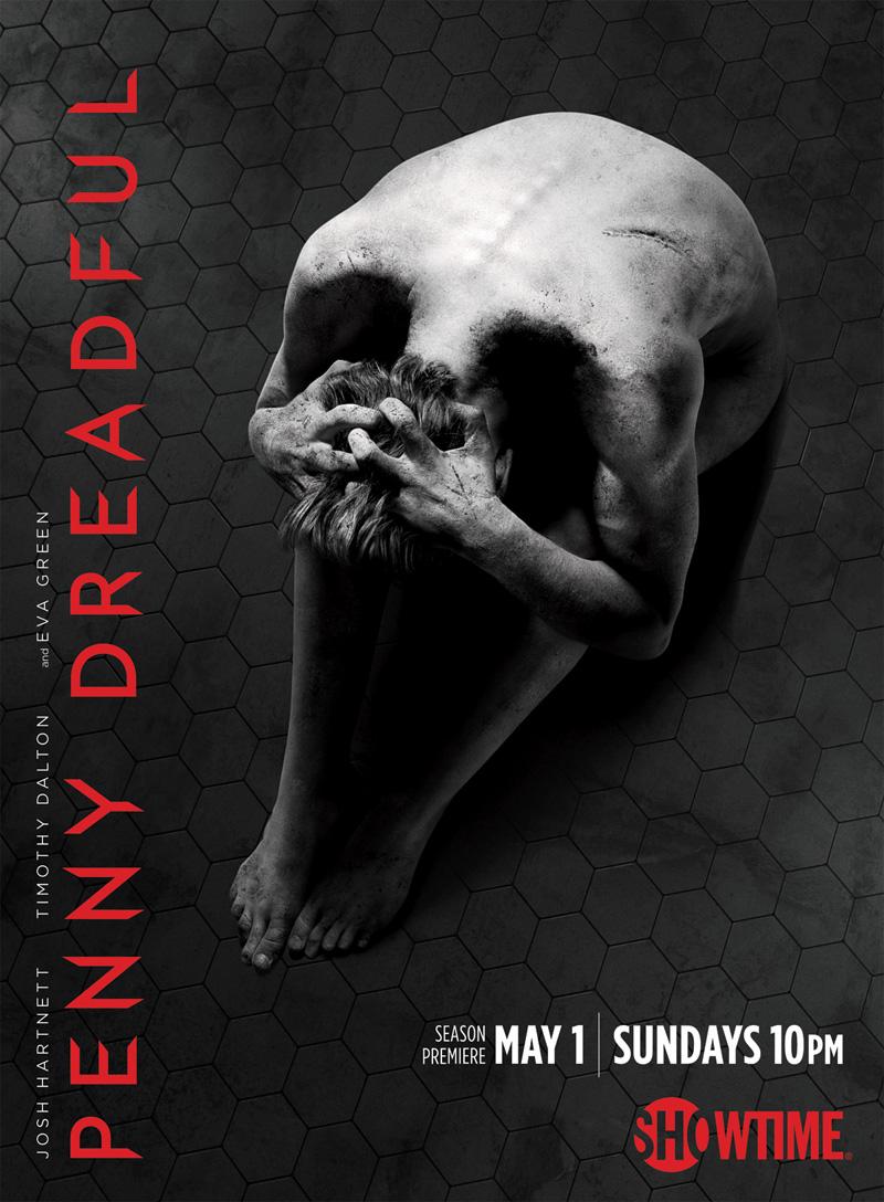 Penny Dreadful: il poster della terza stagione