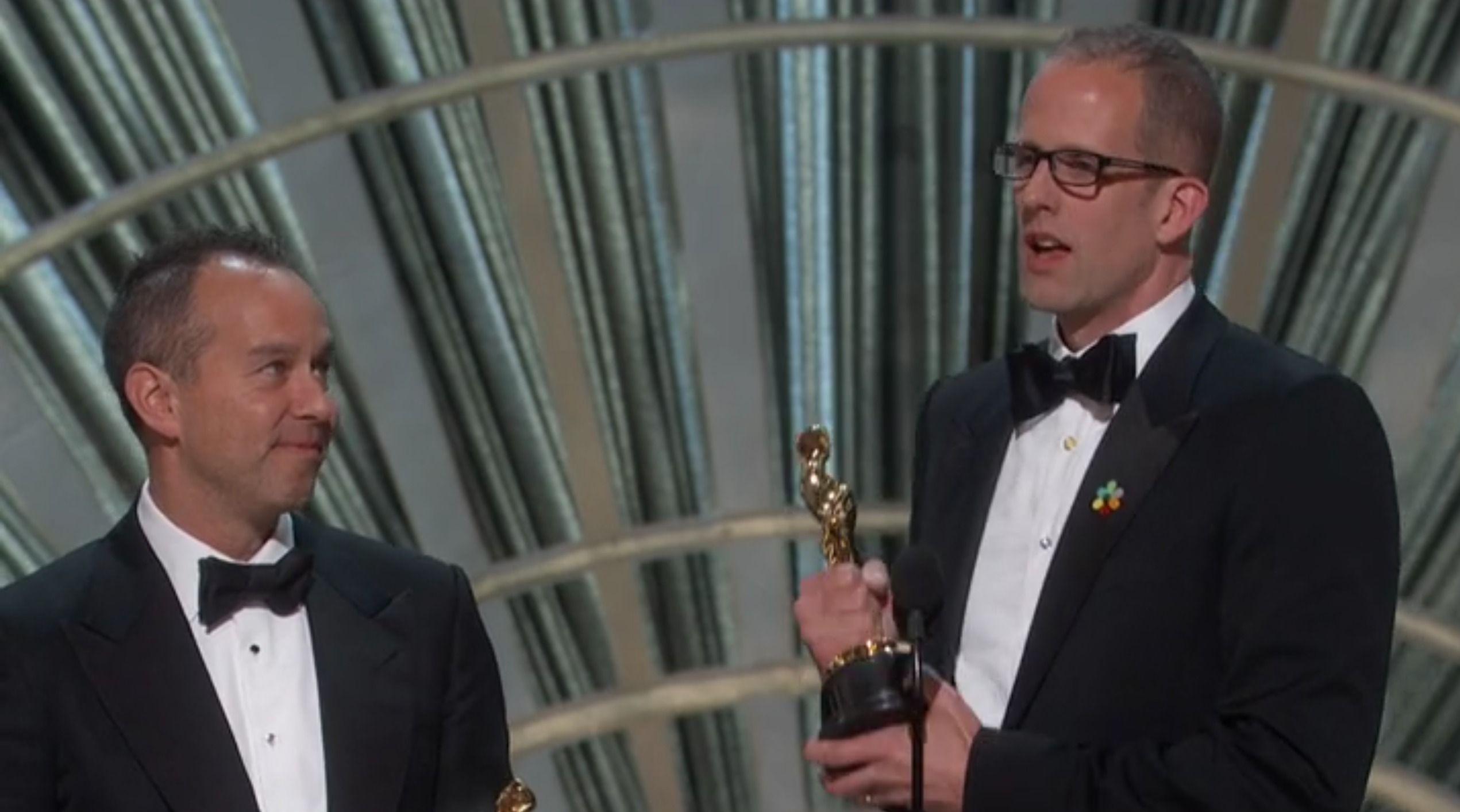 Oscar 2016: uno dei miglior acceptance speech della serata, quello di Pete Docter per Inside Out