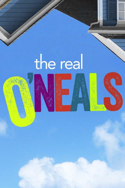 The Real O'Neals: il poster della serie