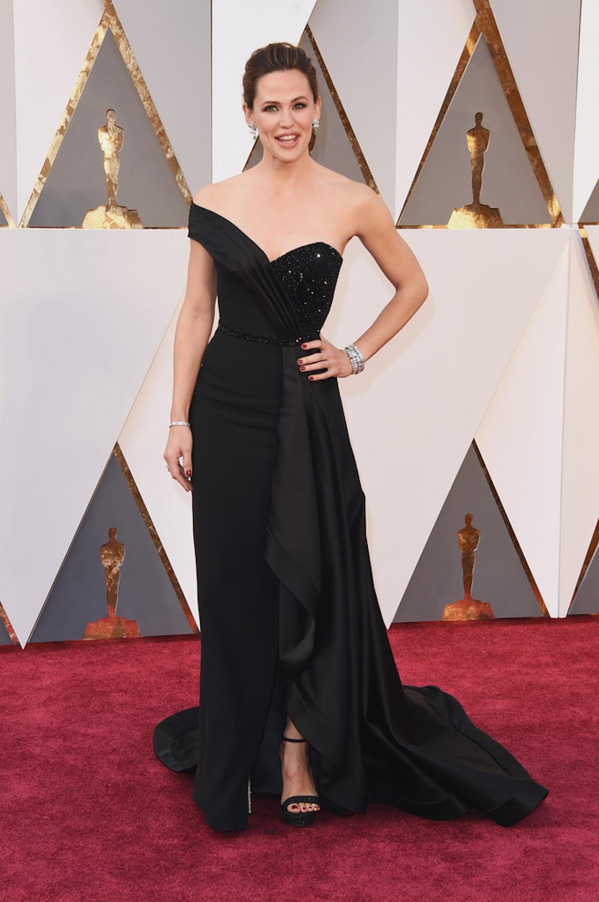 Oscar 2016: Jennifer Garner sul red carpet