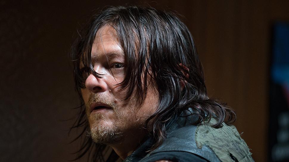 The Walking Dead: l'attore Norman Reedus nell'episodio I nodi si sciolgono