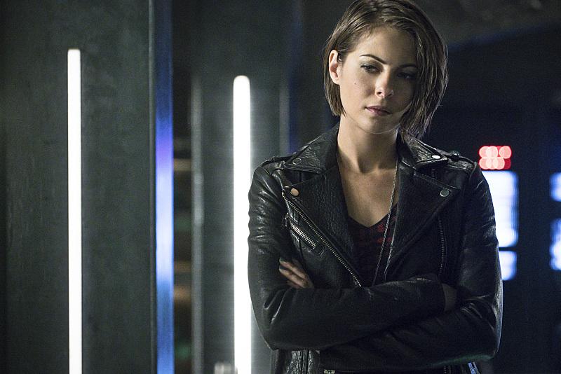 Arrow: l'attrice in una foto della puntata A.W.O.L.