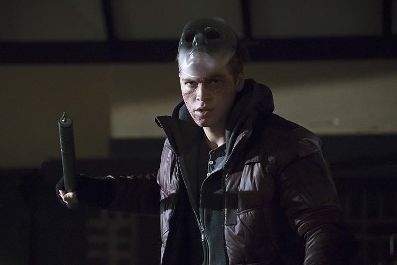 Arrow: l'attore Alexander Calvert nell'episodio Blood Debts