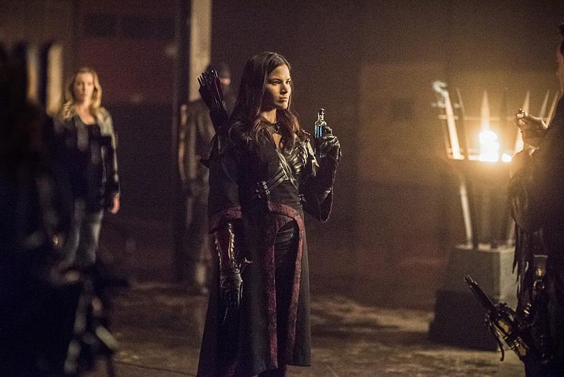 Arrow: l'attrice Katrina Law è Nyssa in Sins of the Father