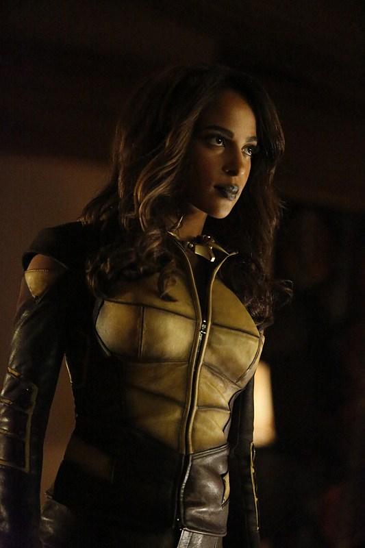 Arrow: Megalyn Echikunwoke è Vixen in Taken
