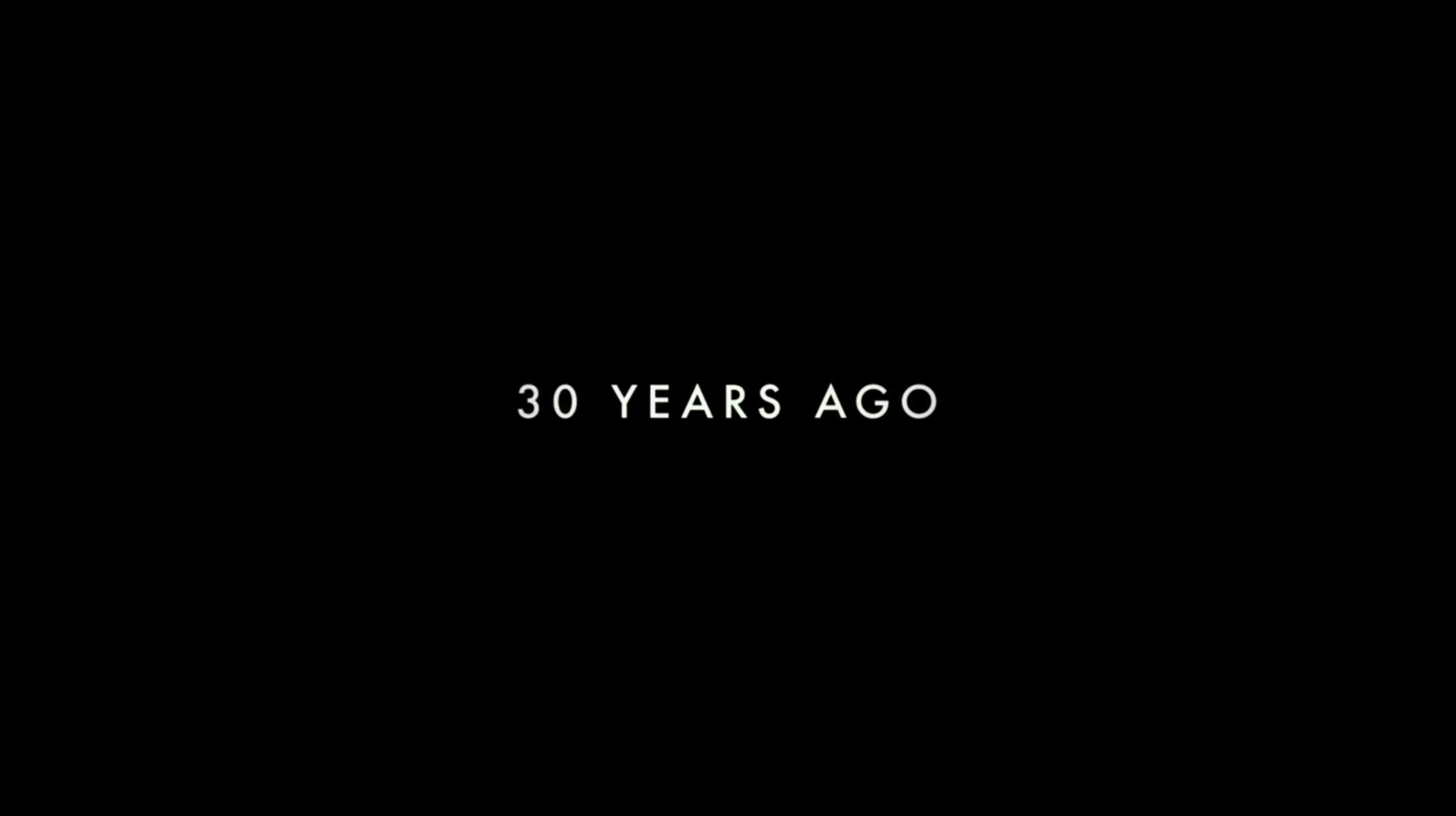 Ghostbusters: una delle scritte introduttive del primo trailer del reboot