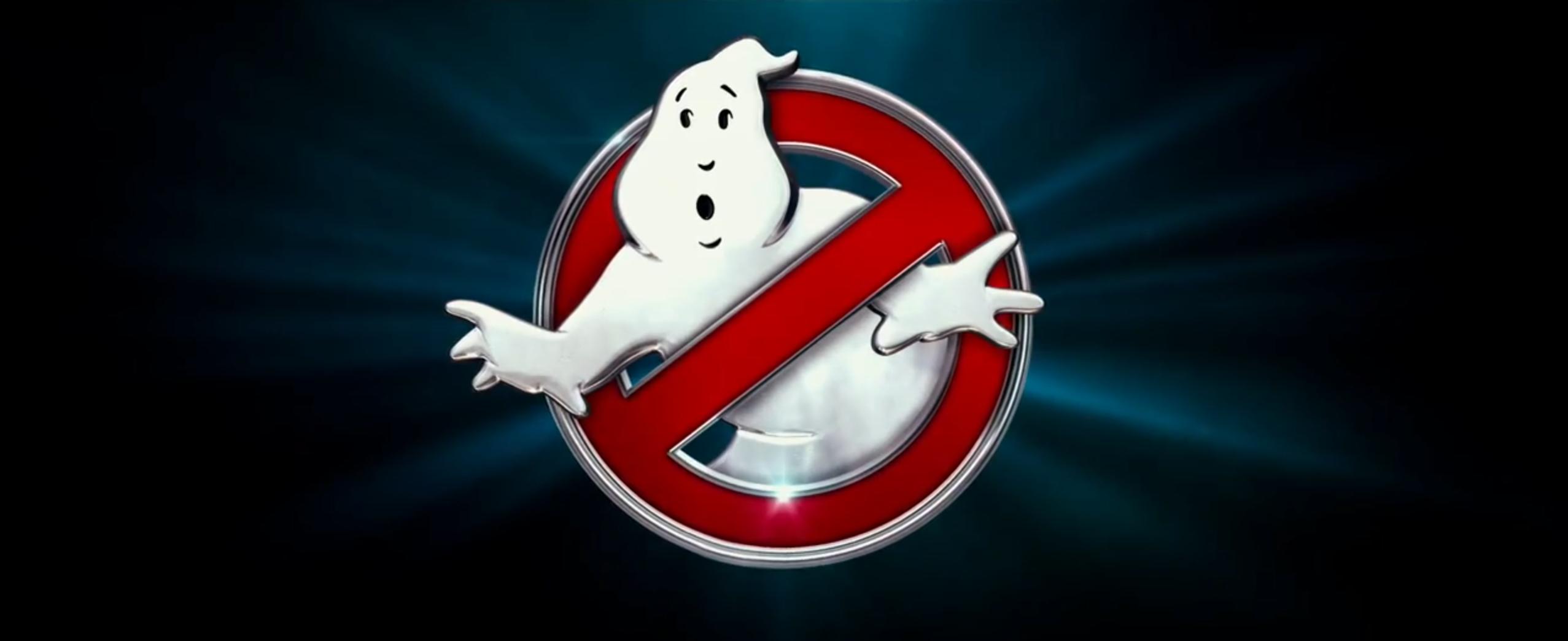 Ghostbusters: il nuovo logo nel primo trailer del reboot