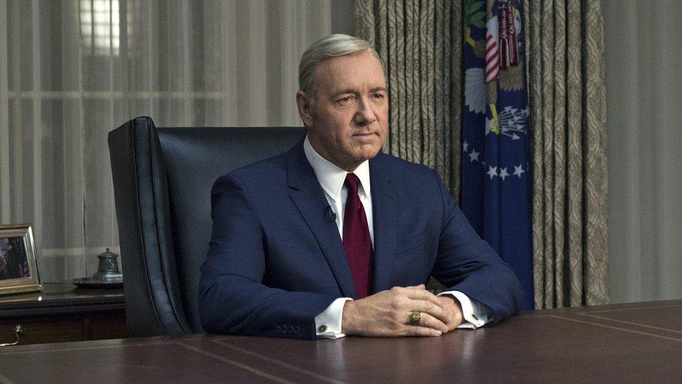 House of Cards: Kevin Spacey è di nuovo il politico Frank Underwood