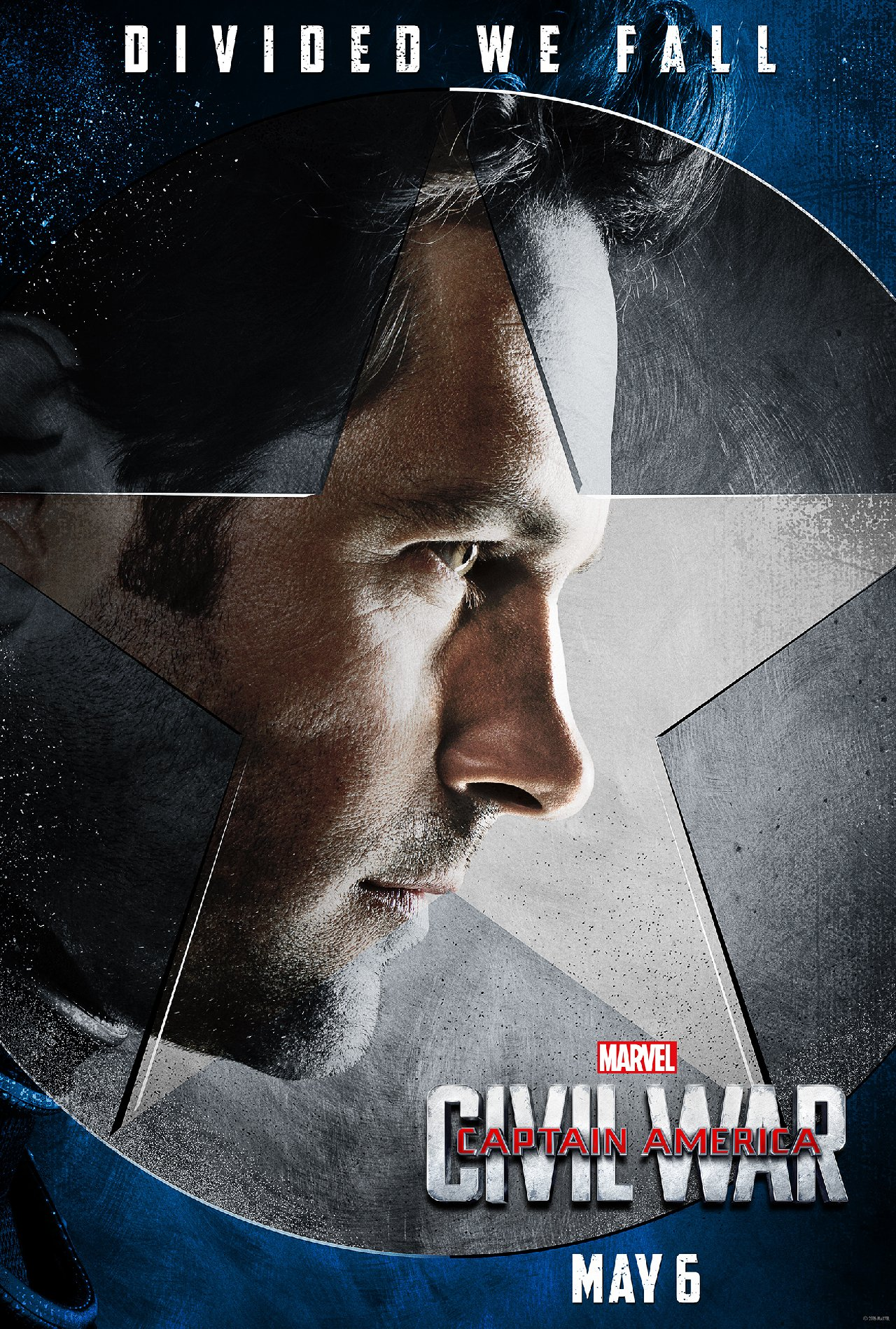 Captain America: Civil War - Il character poster di Antman