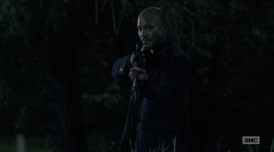 The Walking Dead: l'attore seth Gilliam in Not Tomorrow Yet
