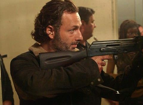 The Walking Dead: il gruppo di Rick in azione in Not Tomorrow Yet