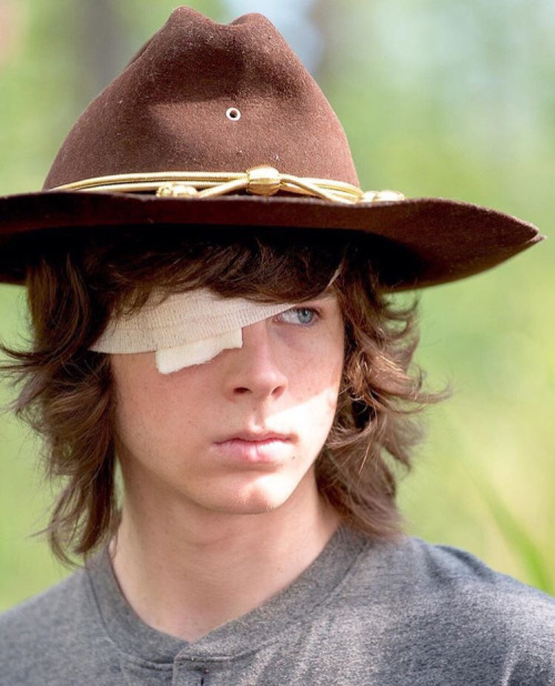 The Walking Dead: l'attore Chandler Riggs in Not Tomorrow Yet