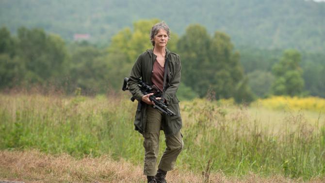 The Walking Dead: Carol in un'immagine di Not Tomorrow Yet