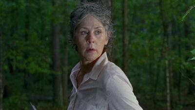 The Walking Dead: Melissa McBride interpreta Carol in Not Tomorrow Yet