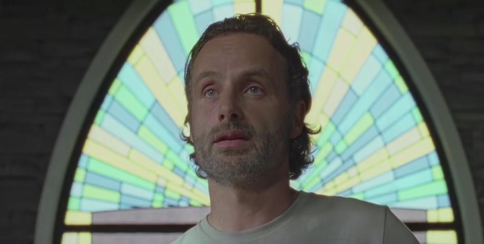 The Walking Dead: Andrew Lincoln interpreta Rick in Not Tomorrow Yet